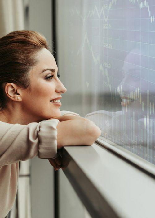 entrepreneur-looking-into-future